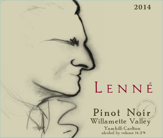2014 Lenne WV Pinot Product Image
